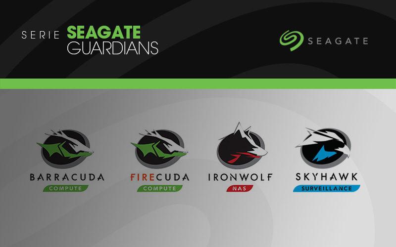 Seagate presenta la familia más grande de almacenamiento portátil de 10TB