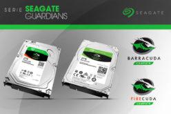 Seagate lanza dos nuevas unidades BarraCuda que reúnen velocidad: el punchy adrenalina que los guerreros móviles de hoy demandan