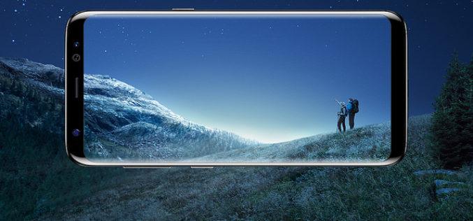 Infinity Display del Galaxy S8: ver más, hacer más