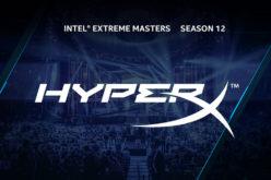 ¡HyperX vuelve a unirse con Intel® Extreme Masters para la 12.a temporada!