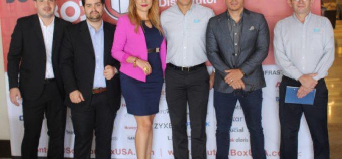Solution Box-Evolution Tour llegó a Costa Rica