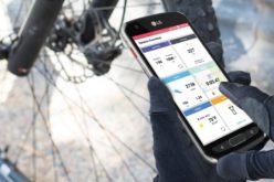Diseñado para estilos de vida activos LG X Venture va a donde quieres explorar