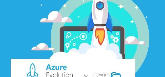 Licencias OnLine y Microsoft lanzan Azure Evolution Program