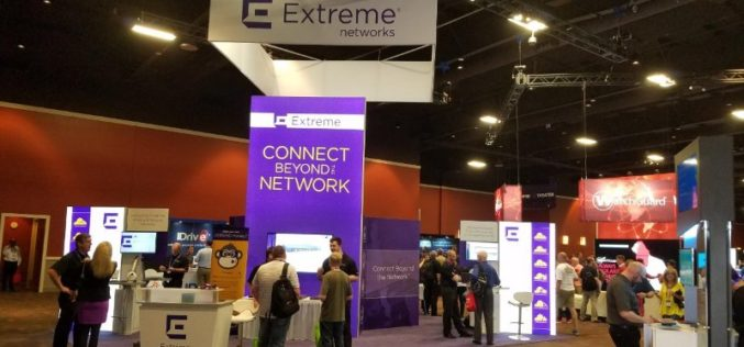 Extreme Networks lanza plataforma de switches Ethernet en Interop 2017