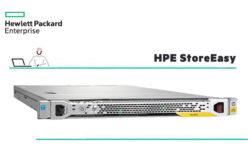 Para almacenamiento y servicio HPE ofrece StoreEasy