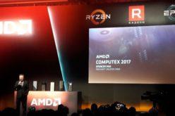 AMD exhibe liderazgo de innovación en PC en Computex 2017