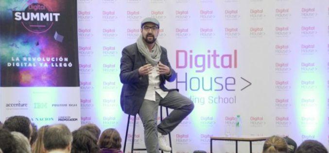 Positivo BGH participó del Digital Summit 2017
