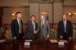 La USM y Huawei firman acuerdo inédito en Chile de capacitación y colaboración en investigación
