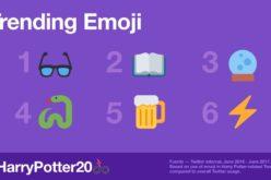 Twitter lanza emoji exclusivo para celebrar el 20° aniversario de Harry Potter