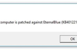ESET te explica cómo verificar si estás protegido contra WannaCry