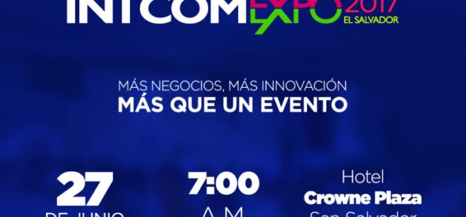 Press Release Intcomexpo El Salvador: más negocios, más innovación