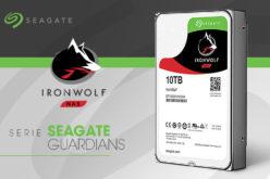 Seagate aumenta liderazgo con IronWolf Pro 10 TB
