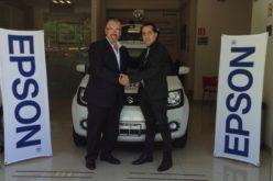 Epson impulsa a sus socios de negocio con el concurso Motorízate