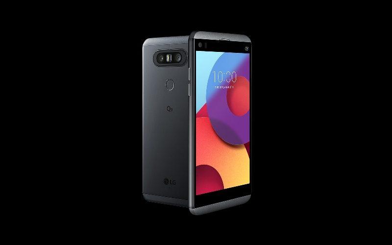 LG Q8: nuevo estilo q multimedia,  potencia en un paquete compacto