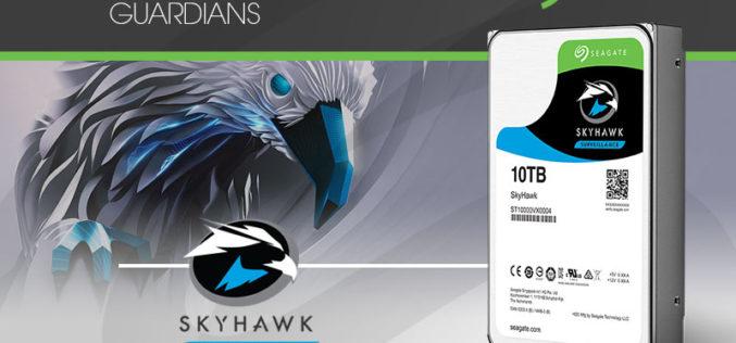 SkyHawk 10 TB: Sistemas de Vigilancia de Seagate