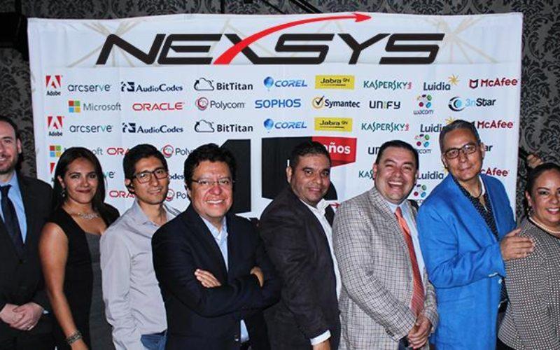 Nexsys México da un paso al futuro con el Cloud Solutions Plataform