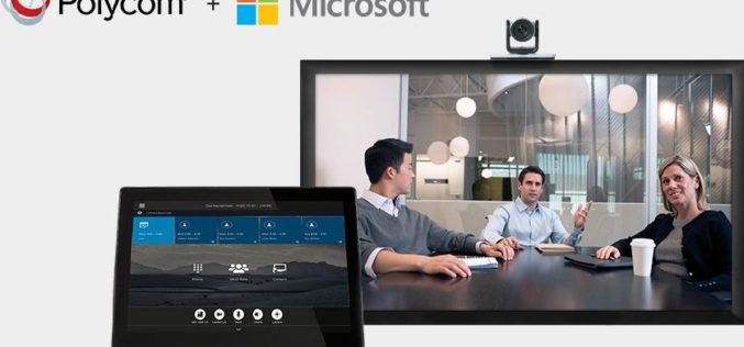 Polycom presenta nueva solución de integración de video para Microsoft Office 365 y Skype for Business