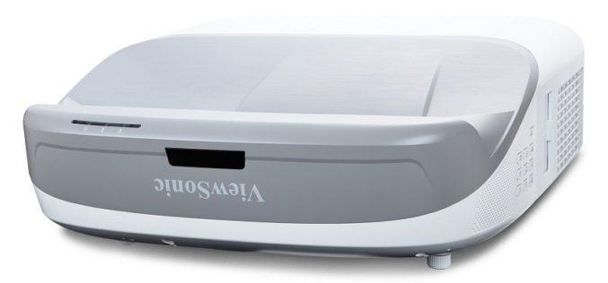 ViewSonic Presenta Proyector de Distancia Ultracorta para Soluciones All-in-One