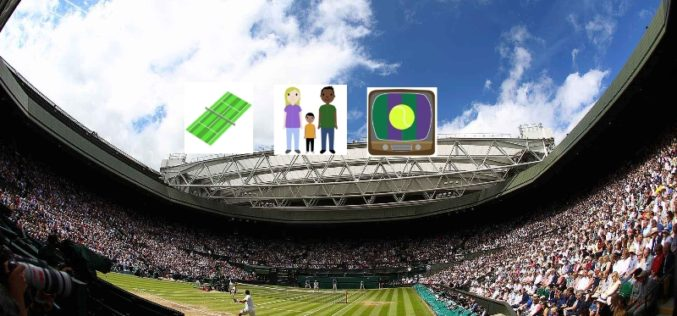 El Canal de Wimbledon se asocia con Twitter para transmitir contenido de noticias y cobertura diarias en vivo