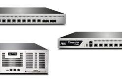 A10 Networks amplía el portafolio Thunder Series