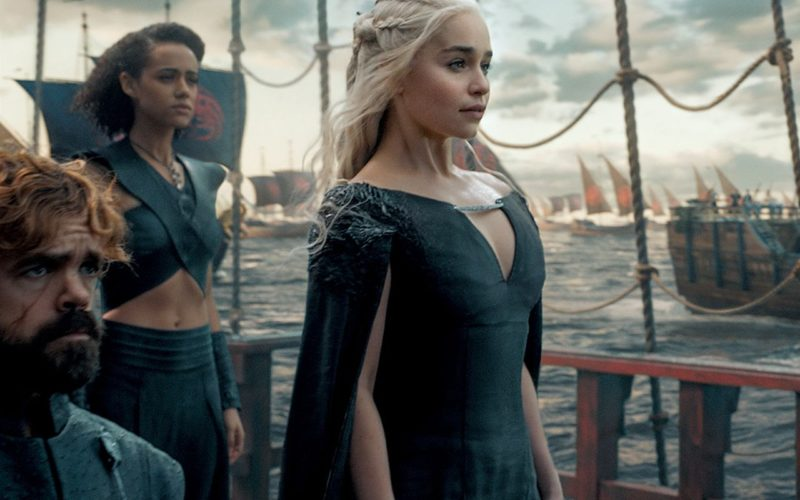 Conoce datos de twitter sobre el episodio final de Game Of Thrones