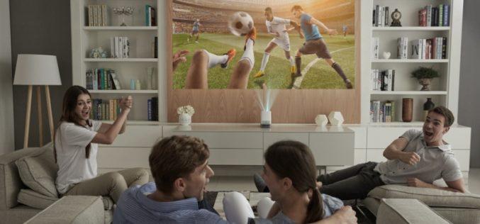 LG enciende IFA 2017 con  proyectores de alto rendimiento