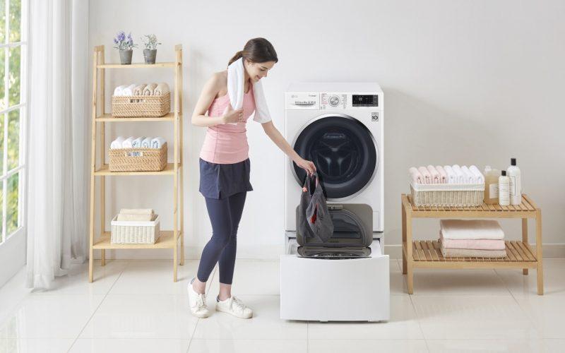 LG presentará sus soluciones de cuidado  total de ropa en IFA 2017