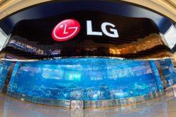 LG presenta la pantalla Oled más grande del mundo en Dubái