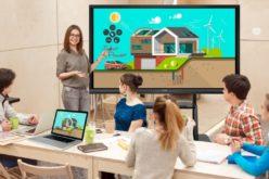 ViewSonic anuncia nueva serie de displays interactivos UHD 4k viewboard® con pantalla táctil de 20 puntos