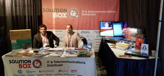 Solution Box presente en la Cumbre Gerencial Alas