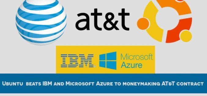 AT&T se une con Microsoft para el uso de los servicios Microsoft Azure para ofrecer su solución de Centro de Operaciones para Administración de Activos