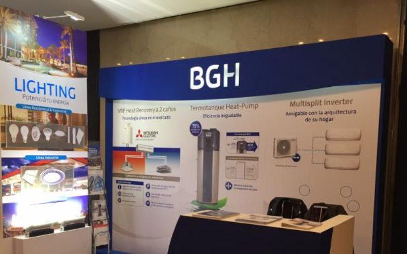 BGH participó de una nueva edición de la Expo Real State Argentina