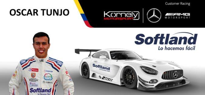 Softland anuncia patrocinio a piloto colombiano con mayor proyección hacia la Fórmula 1