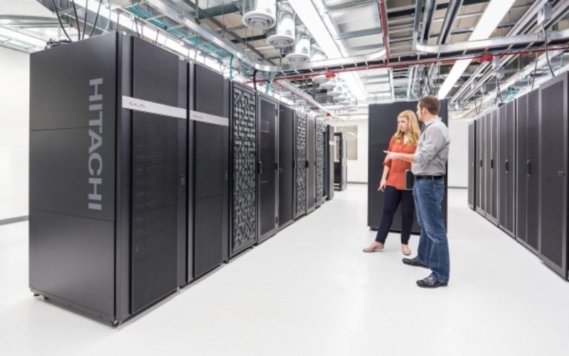 Hitachi acelera las iniciativas de nube híbridas con Hitachi Unified Compute PlatformRS