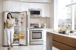 Los refrigeradores de LG continúan deleitando y sorprendiendo a las familias de todo el mundo