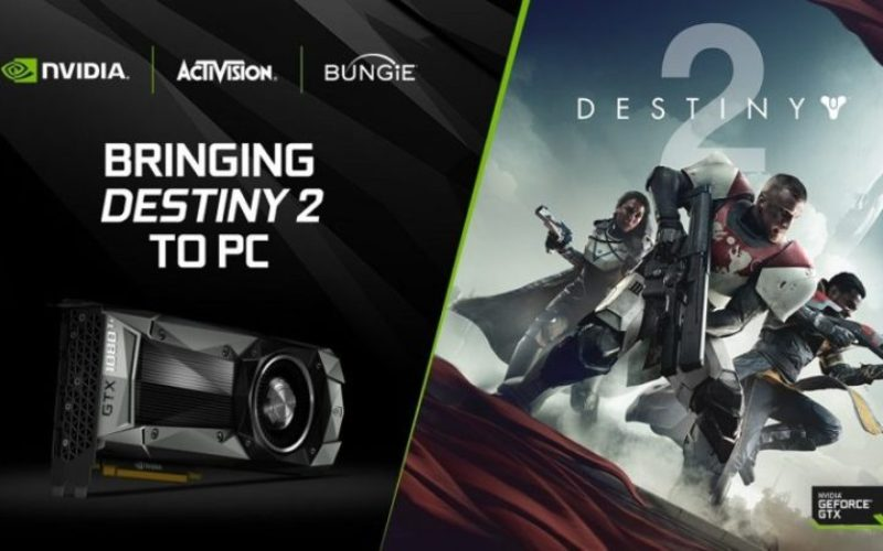 Promoción em Perú: Compra una GeForce GTX 1080 o GTX 1080Ti y gane una copia de Destiny 2