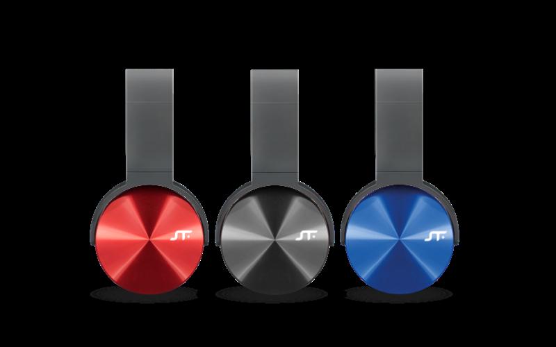 Música cuando quieras, en donde quieras, con la nueva línea de audífonos STF sound