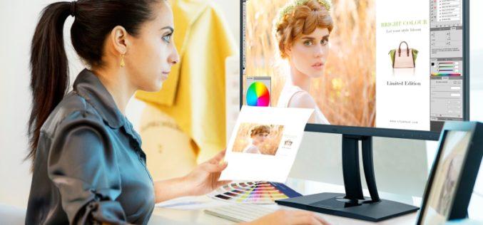 ViewSonic suma a su galardonada Serie VP un nuevo monitor de 27 pulgadas 4K UHD