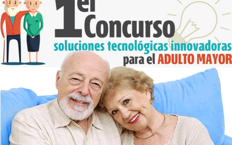 Más de 80 postulaciones recibió concurso que premia ideas tecnológicas que benefician al adulto mayor