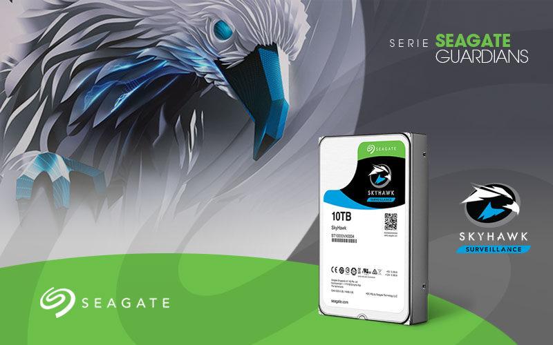 SkyHawk 10 TB ofrece Sistemas de Vigilancia