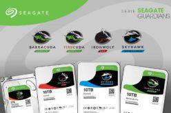 Seagate presentala familia más grande de almacenamiento portátil de 10TB