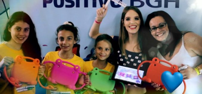Positivo BGH te lleva a presenciar los Kids' Choice Awards Argentina 2017