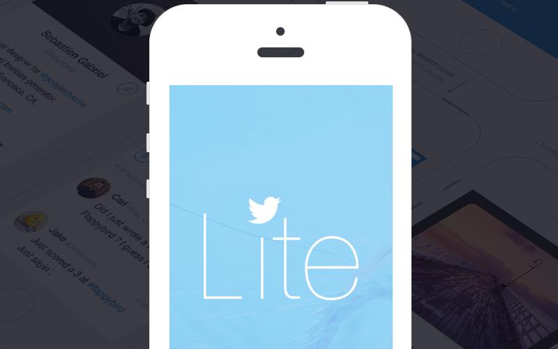 Twitter Lite: la versión que ahorrará datos