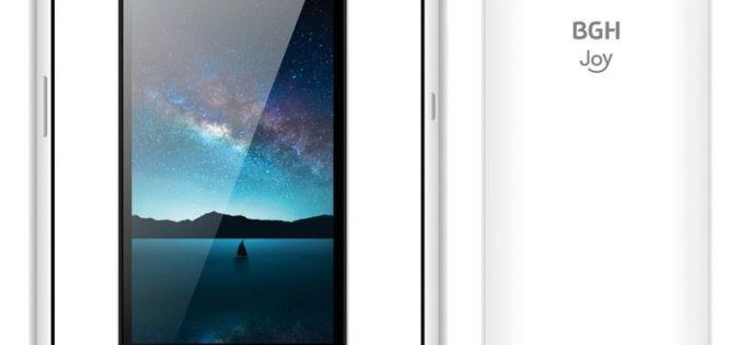 BGH incorpora un nuevo modelo a su lineal de celulares