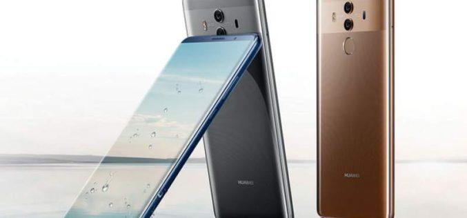 Huawei presenta los Mate 10 y Porsche Design con Modo PC