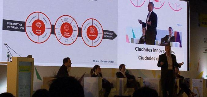 Avaya participó junto con Expertos Globales en Encuentro Internacional sobre Ciudades Inteligentes