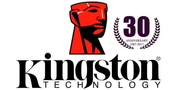Kingston celebra 30 años brindándole al mundo soluciones tecnológicas de calidad