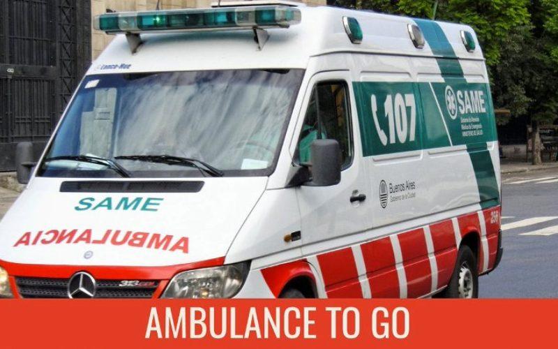 Ambulance to Go : la app colombiana para revolucionar el servicio deambulancias