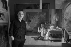 Epson plasma la esencia de artistas que recrean la dualidad luna-sol en amplia formato
