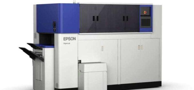 Impresoras, videoproyectores y reciclador de papel de Epson premiados en los Good Design Awards